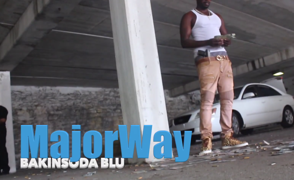 [Video] MajorWay - Bakinsoda Blu