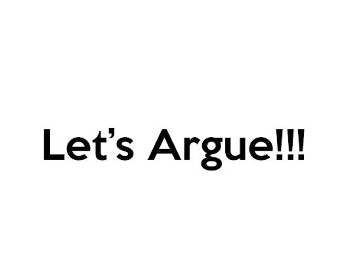"[Music] War - ""Let's Argue"""