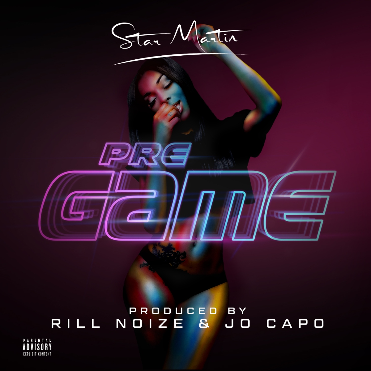 Star Martin - 'Pre Game' | @IAMSTARMARTIN