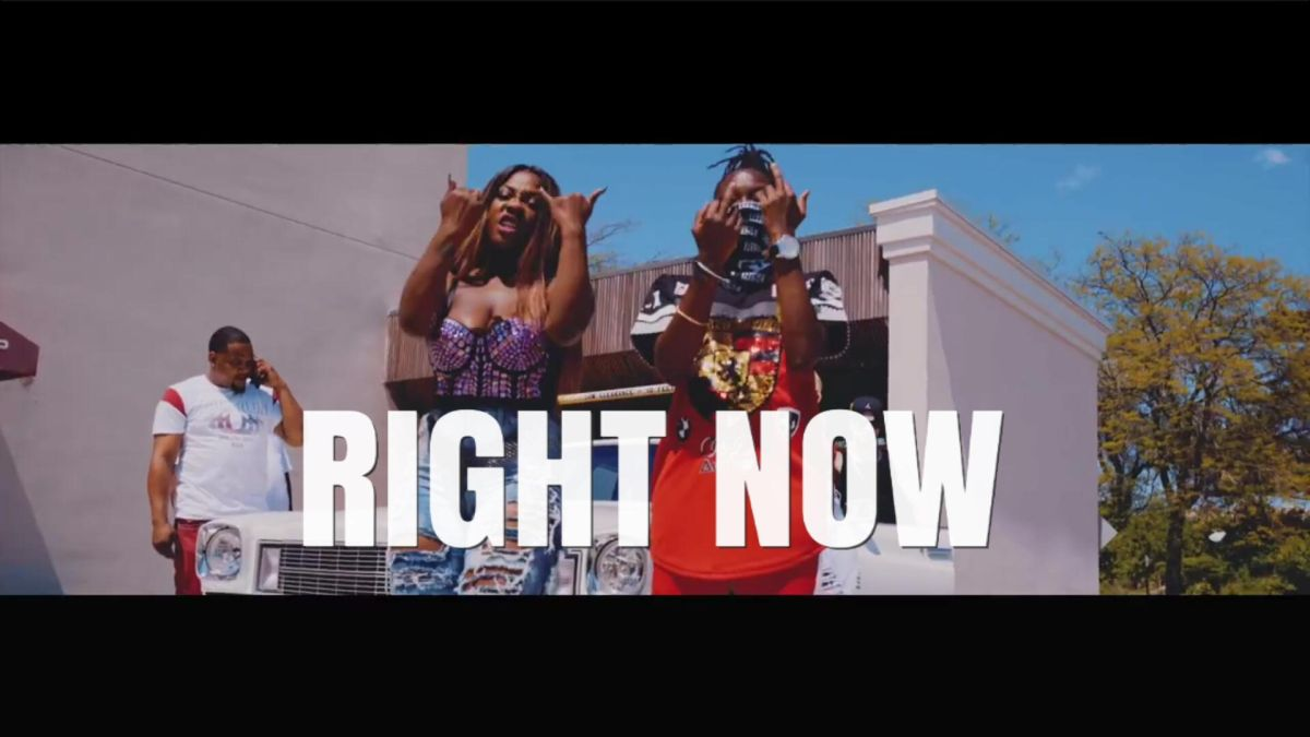 "#Relevant: Kaylee Crossfire (@Only1Kaylee) & Kia Rap Princess (@KiaRapPrincess)- ""Right Now"""