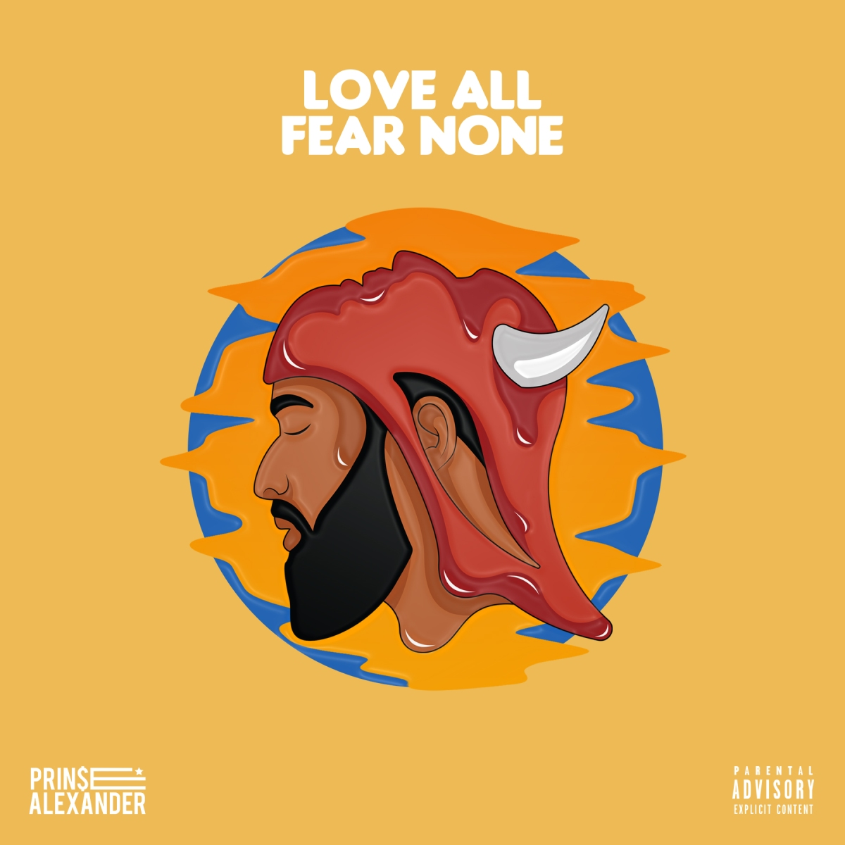 PRIN$E ALEXANDER DROPS 'LOVE ALL FEAR NONE,' DEBUT EP