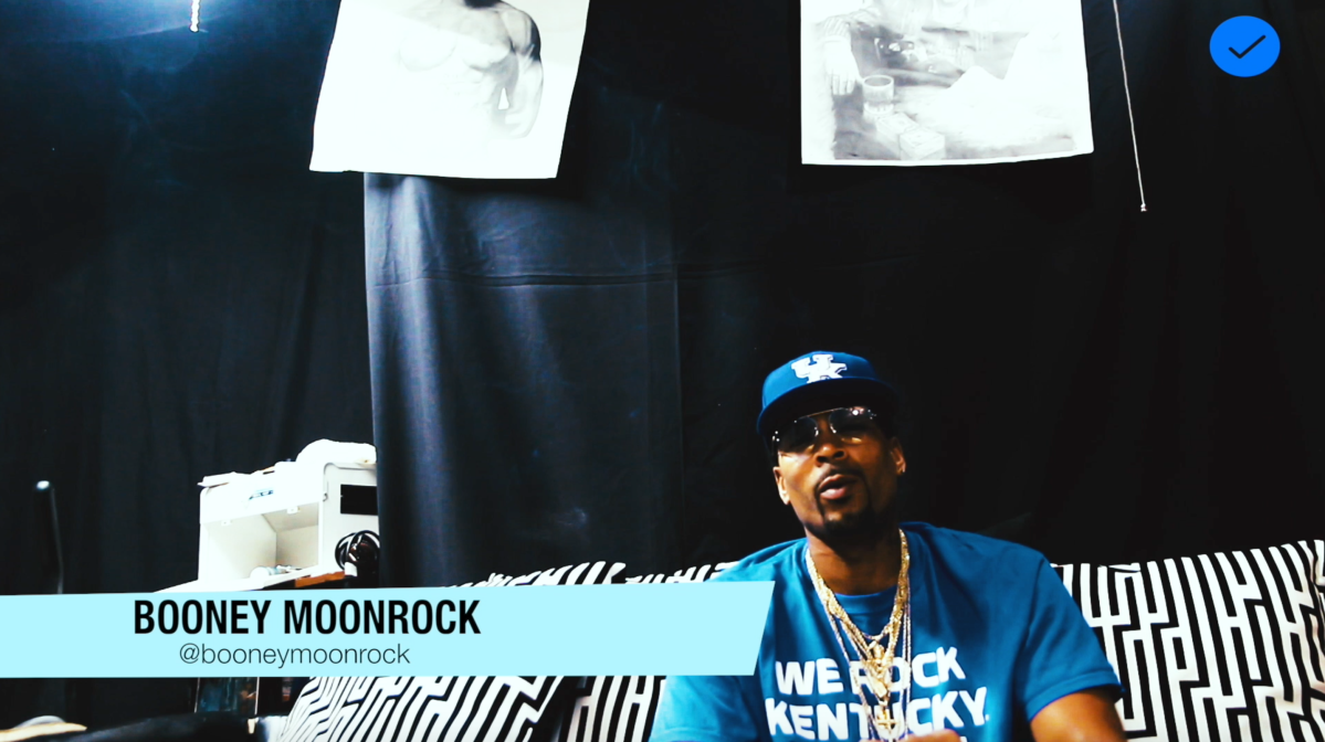 Booney MoonRock Uncut Interview | @WeTrapMusic