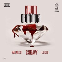 "New Music: 24 Heavy Ft. Lil Keed & Mali Meexh - ""Blood Diamonds"" 