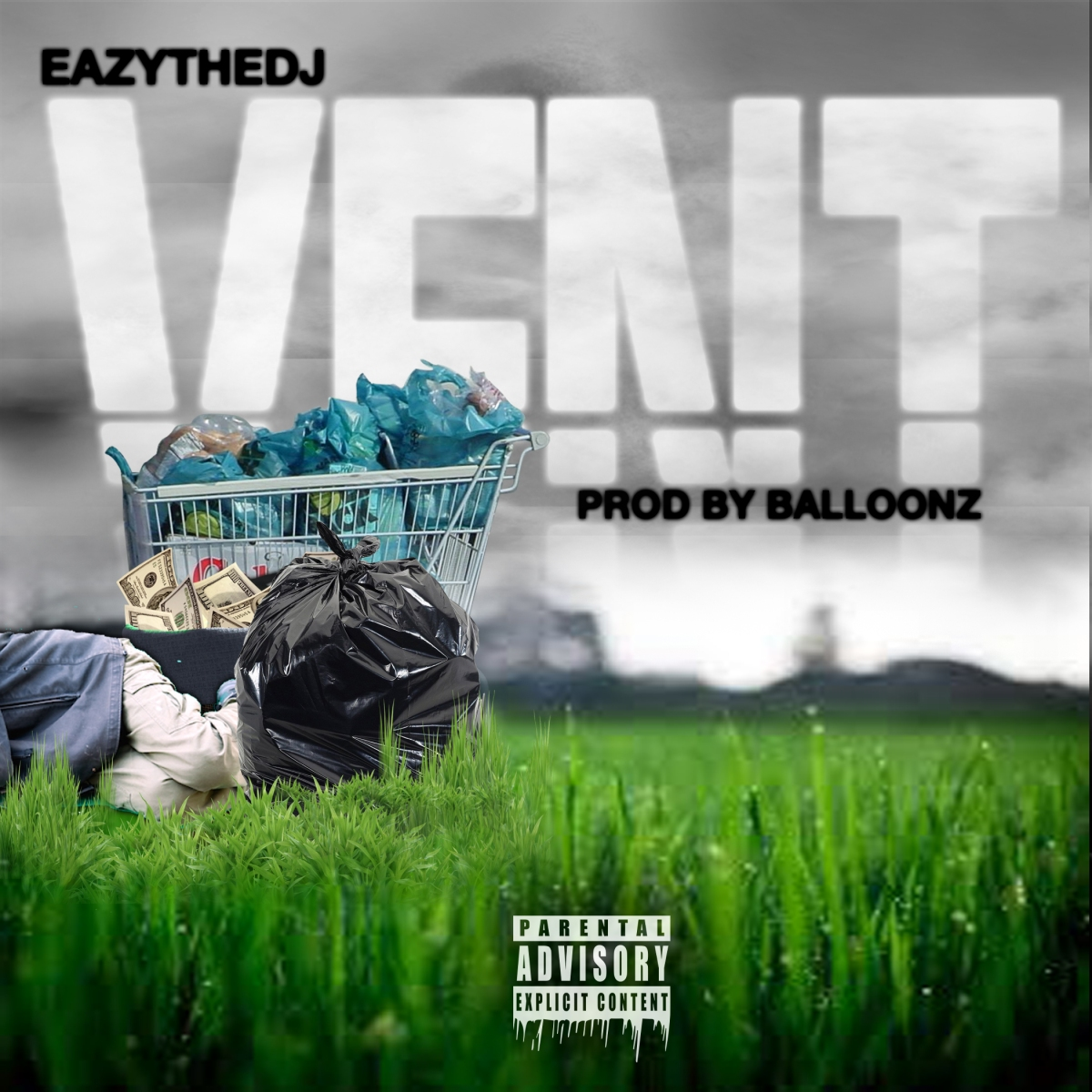 VENT - @EazyTheDJ|Prod By @balloonz_ (Video)