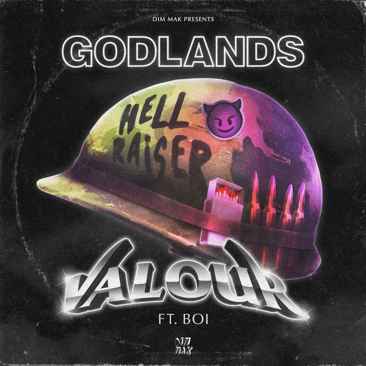Godlands - Valour (feat. BOI) |@iamgodlands (Song)