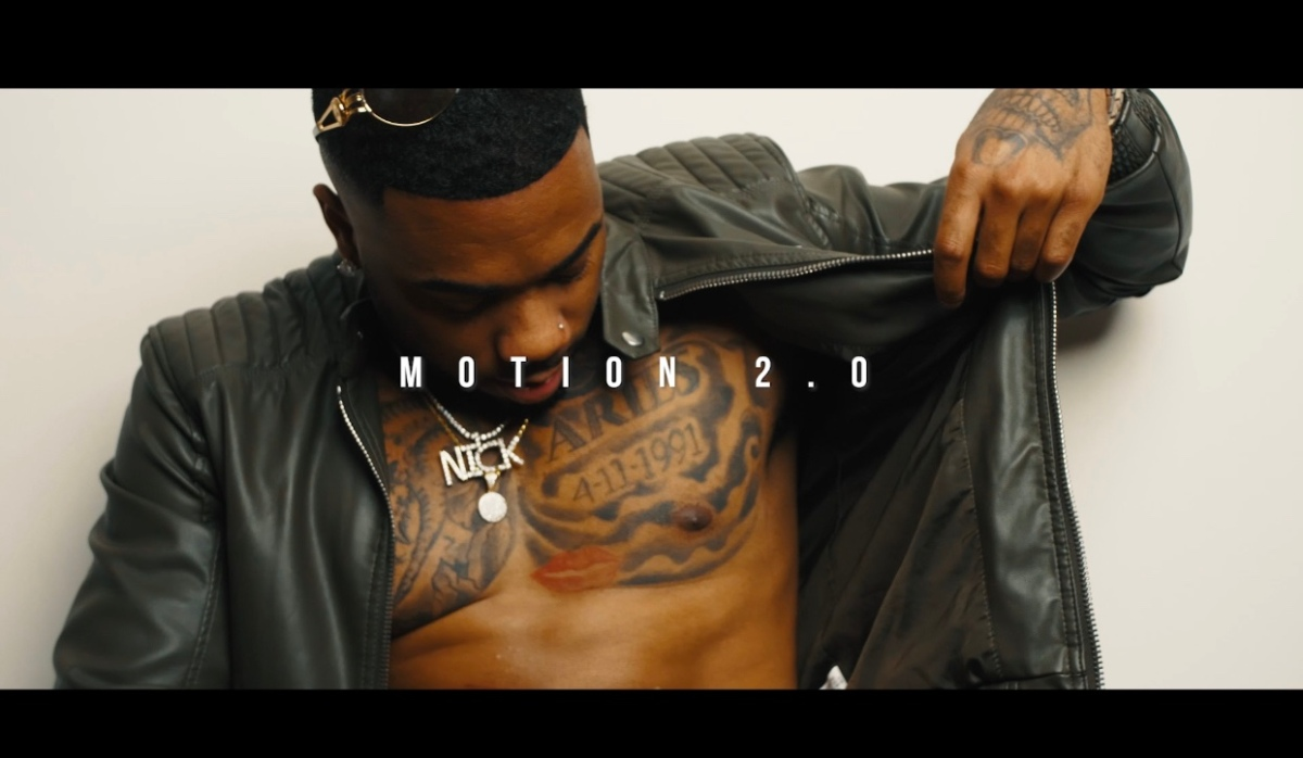 [Video] Nick LaVelle - Motion 2.0 ft. Vedo | @itsnicklavelle