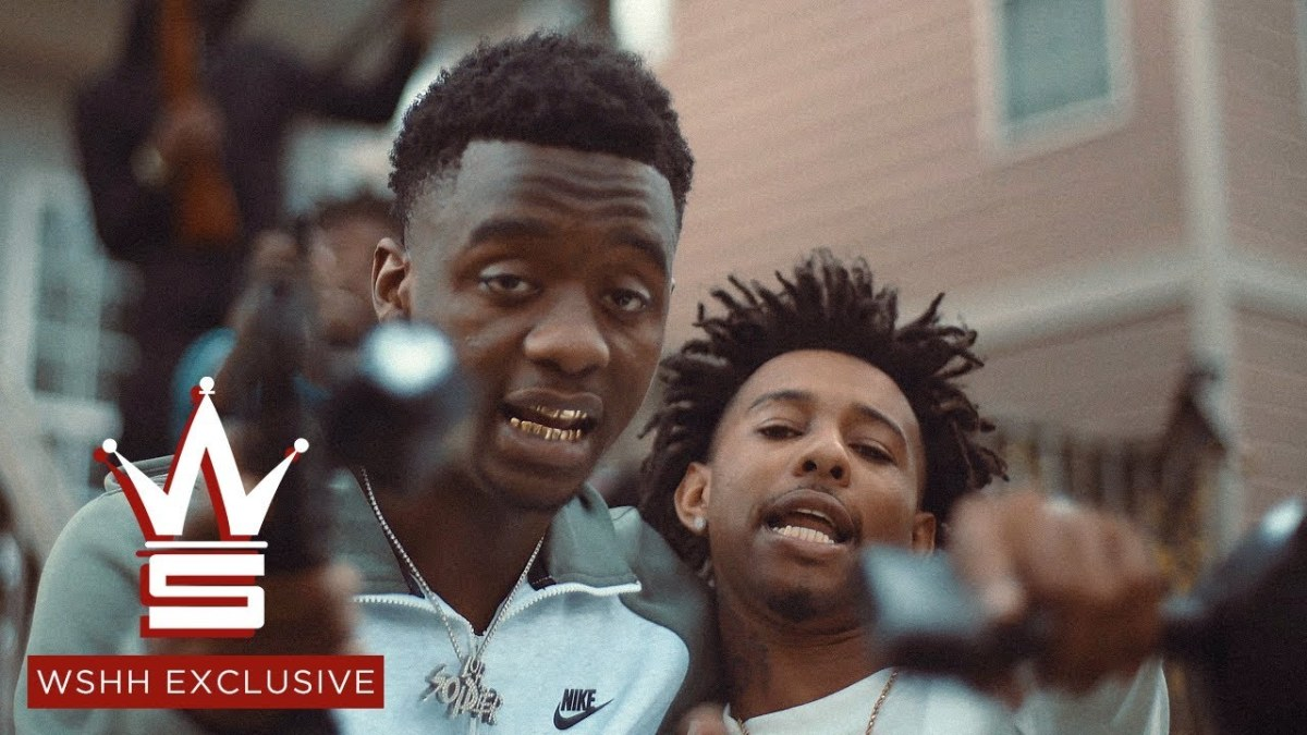 "New Video: LK Snoop Ft. Luh Soldier - ""Livin"" 