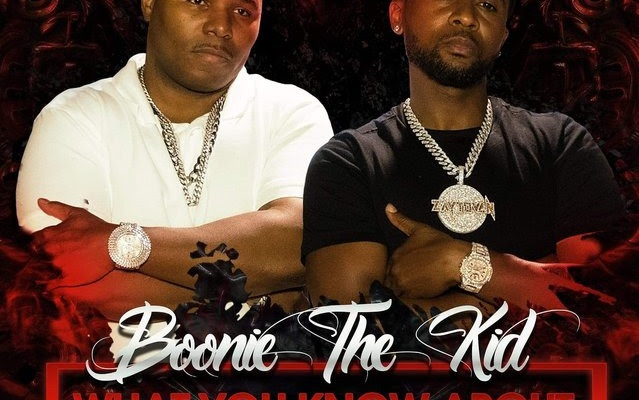 """Boonie The Kid - """"What You Know About"""" (Prod by Zaytoven)"""